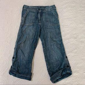Mini Boden Cargo Jeans